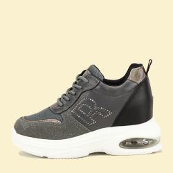 SOFILINE Sneakers gri High-Top Luna (CB-168 DK.GREY -38)