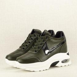 SOFILINE Sneakers kaki High-Top Abby (CB-153 ARMY GREEN -38)
