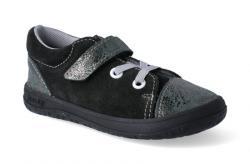 JONAP Gyerek barefoot cipő Jonap B12mv - fekete
