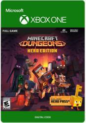 Mojang Minecraft Dungeons [Hero Edition] (Xbox One)