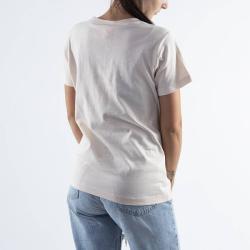Champion Crewneck T-Shirt 113360 YS094 Ecru S