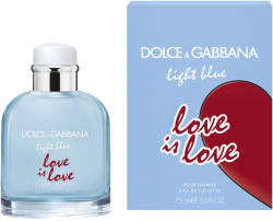 Dolce&Gabbana Light Blue Love is Love pour Homme EDT 75ml