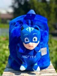 Toy World Ghiozdan plus personalizat Pisoi- Eroi in Pijamale (KT 805)
