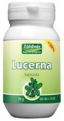 Zöldvér lucerna kapszula (60+18 db)