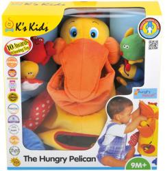 K's Kids Éhes Pelikán