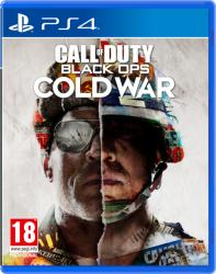 Activision Call of Duty Black Ops Cold War (PS4)