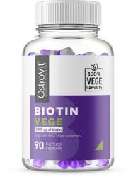 OstroVit Biotină VEGE 90 caps
