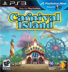 Sony Carnival Island (PS3)