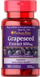 Puritan's Pride Puritan s Pride Grapeseed Extract 100 mg 50 caps