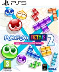 SEGA Puyo Puyo Tetris 2 The Ultimate Puzzle Match (PS5)