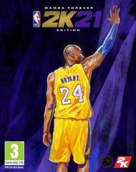 2K Games NBA 2K21 [Mamba Forever Edition] (PS5)