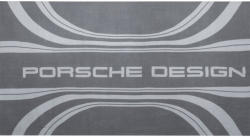 Porsche Design Мъжки шал m elem scarf blk/asphgry - сив