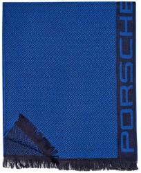 Porsche Design Мъжки шал TecF BusinScarf bl/blk OSFA - черен/син
