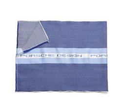 Porsche Design Мъжки шал formstripe scarf nvyblzcb ns - син