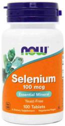 NOW Selenium (Seleniu), 100mcg, Now Foods, 100 tablete