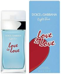 Dolce&Gabbana Light Blue Love is Love pour Femme EDT 50ml