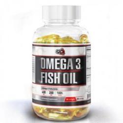 Pure Nutrition Ulei de pește Omega 3 - 50 drajeuri, Pure Nutrition, PN7550 (PN1755)