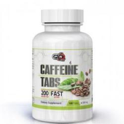 Pure Nutrition Cofeina - 100 comprimate, Pure Nutrition, CAFF1749 (PN1733)
