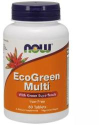 NOW Eco Green Multi-60 comprimate, ACUM ALIMENTE, NF3790 (NF3790)