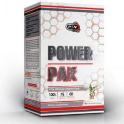 Pure Nutrition POWER PAK - 60 pliculețe - PURĂ NUTRIȚIE, PN0651 (PN0651)