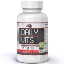Pure Nutrition Vitamine și minerale Vitamine zilnice - 100 comprimate, Pure Nutrition, PN7727 (PN1772)