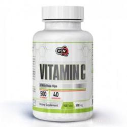 Pure Nutrition Vitamina C - 500 - 100 comprimate, Pure Nutrition, PN0670 (PN1789)