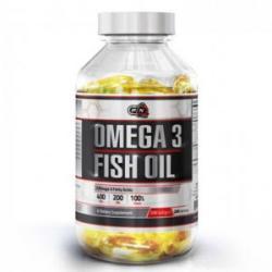 Pure Nutrition Ulei de pește Omega 3 - 200 drajeuri, Pure Nutrition, PN7574 (PN1757)