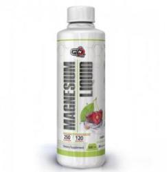 Pure Nutrition Magneziu lichid plus vitamina C - 500 ml. Pure Nutrition, PN3918 (PN3918)