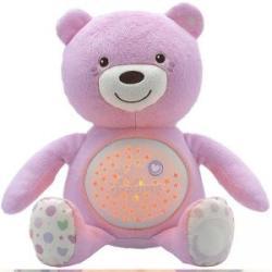 Chicco Ursul de căutare pluș Chicco, roz, 2522149 (comsed_2522149)