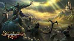 Stardock Corporation Sorcerer King (PC)
