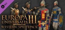 Paradox Interactive Europa Universalis III Western Anno Domini 1400 DLC (PC)