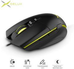Delux M522BU Mouse