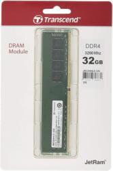 Transcend 32GB DDR4 3200Mhz JM3200HLE-32G