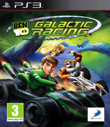 D3 Publisher Ben 10 Galactic Racing (PS3)