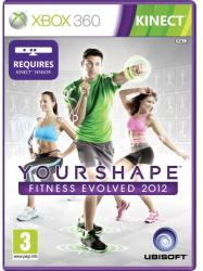 Ubisoft Your Shape Fitness Evolved 2012 (Xbox 360)
