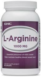 GNC L-Arginina 1000 mg, 90 tablete, GNC