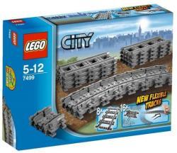 LEGO Сити - Подвижни Релси 7499