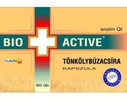 Bio+ Active Tönkölybúzacsíra kapszula (60 db)