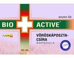 Bio+ Active Vöröskáposztacsíra kapszula (60 db)
