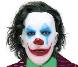 Fiestas Guirca Mască - Joker cu păr