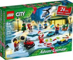 LEGO City Adventi naptár 2020 (60268)