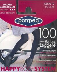 Pompea Dresuri Dama Pompea Colant Massaggiante Clasic 100 den (P13)