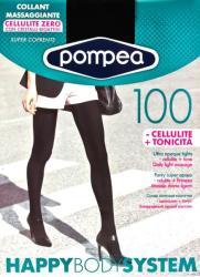 Pompea Dresuri Dama Pompea Colant Massaggiante Cellulite Zero 100 den (P14)