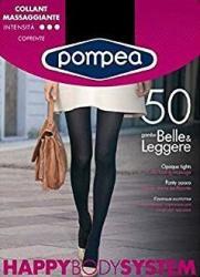 Pompea Dresuri Dama Pompea Colant Massaggiante Classic 50 den (P11)