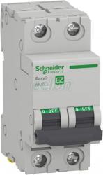Schneider Electric Easy9 Intreruptor Aut. 2P 4500 A C 50A - Schneider Electric (EZ9F32250)