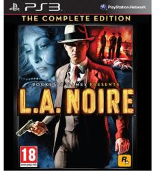 Rockstar Games L.A. Noire [The Complete Edition] (PS3)