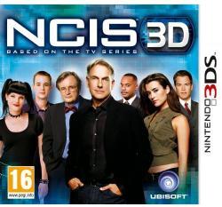 Ubisoft NCIS 3D (3DS)