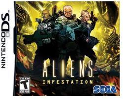SEGA Aliens Infestation (Nintendo DS)