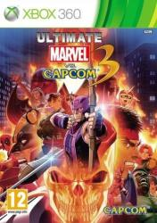 Capcom Ultimate Marvel vs Capcom 3 (Xbox 360)