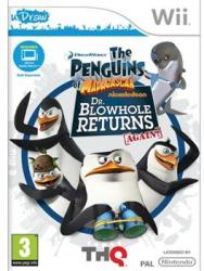 THQ The Penguins of Madagascar Dr Blowhole Returns Again! (Wii)